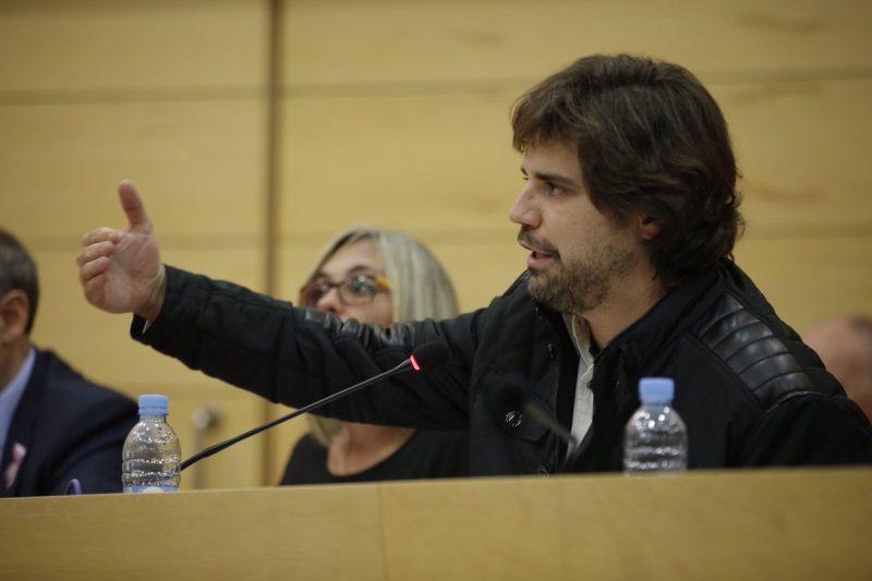 Gonzalo Sanchez Toscano pleno
