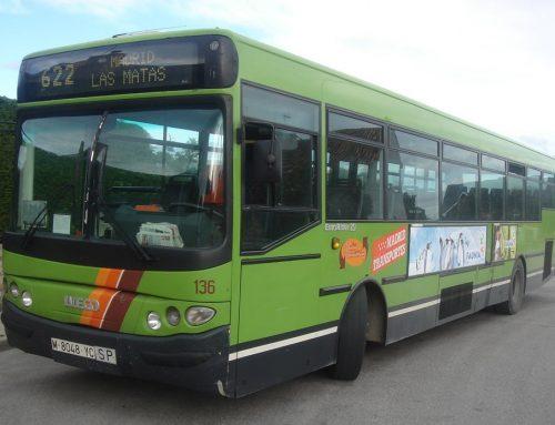 Contigo pide sistemas de accesibilidad para personas invidentes en los autobuses que pasan por Las Rozas