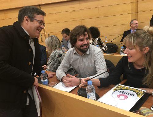 El pleno aprueba una propuesta de Contigo para mejorar el transporte ciclista en Las Rozas