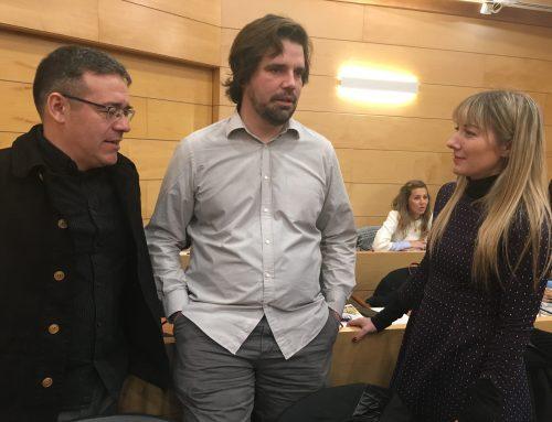 El pleno pide a José de la Uz que no incumpla la ley de arbolado urbano en la parcela Kodak