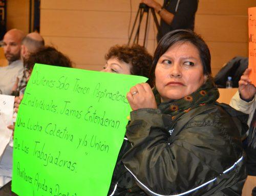Las trabajadoras del servicio de Ayuda a Domicilio sufren retrasos en el pago de las nóminas debido a la política de contratación del Ayuntamiento