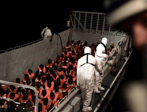 Para Contigo por Las Rozas el caso del 'Aquarius' pone en evidencia el incumplimiento del PP en acoger personas refugiadas